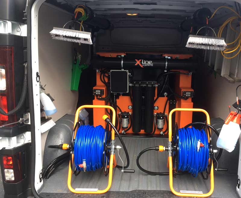 Van equipment